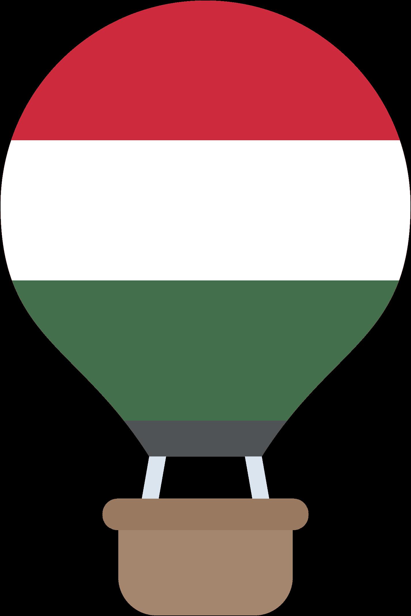 hőlégballon piros-fehér-zöld magyar nyelvű gyerekműsor